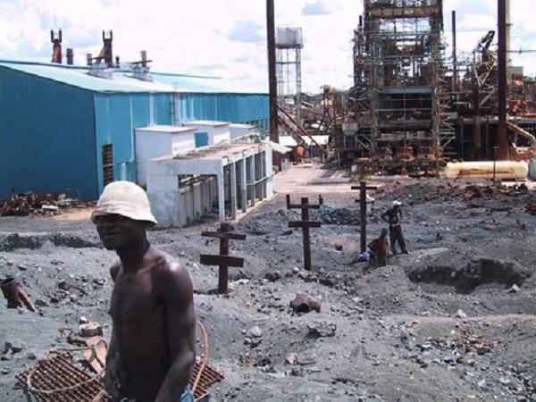 В 1902 году в Замбии были обнаружены большие месторождения свинца и кадмия. Были построены предприят