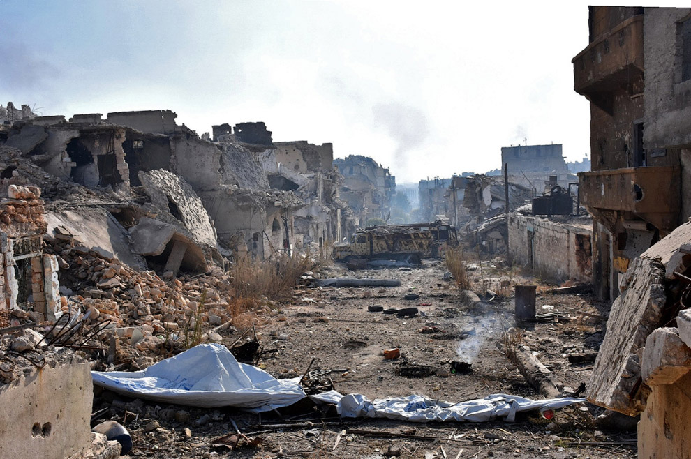 12. В начале февраля 2016, по оценке Сирийского центра политических исследований (SCPR), число