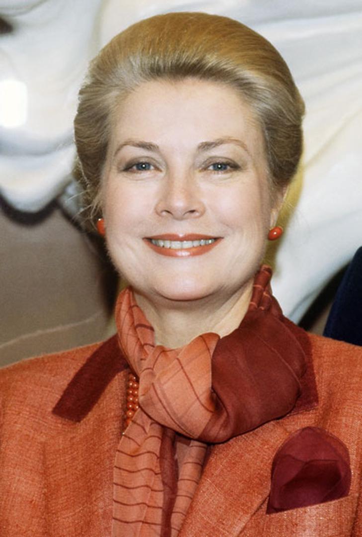 16 июня 1982 года. 10-я княгиня Монако Грейс. Один из последних снимков Грейс Келли.