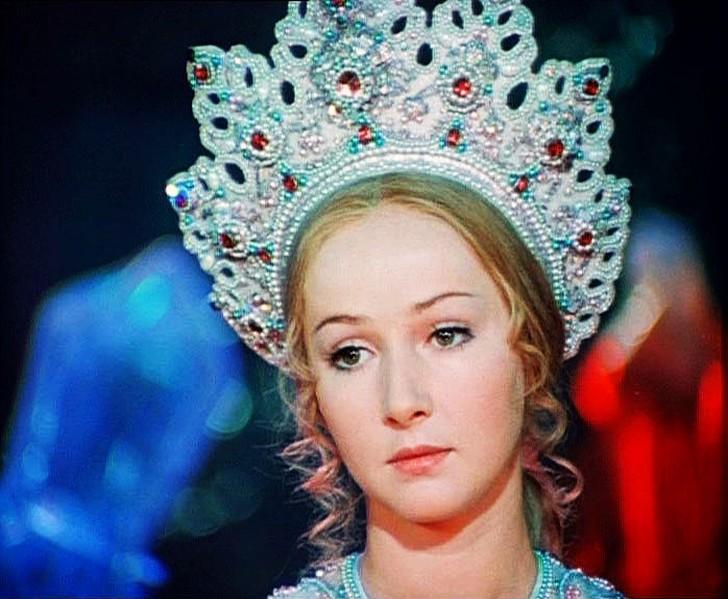 5. Наталья Петрова Эта красивая актриса известна по главной женской роли в экранизации в 1972 году п