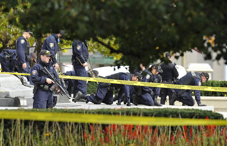 Милиция Канады отыскала видео сугрозой теракта вкрупном городе