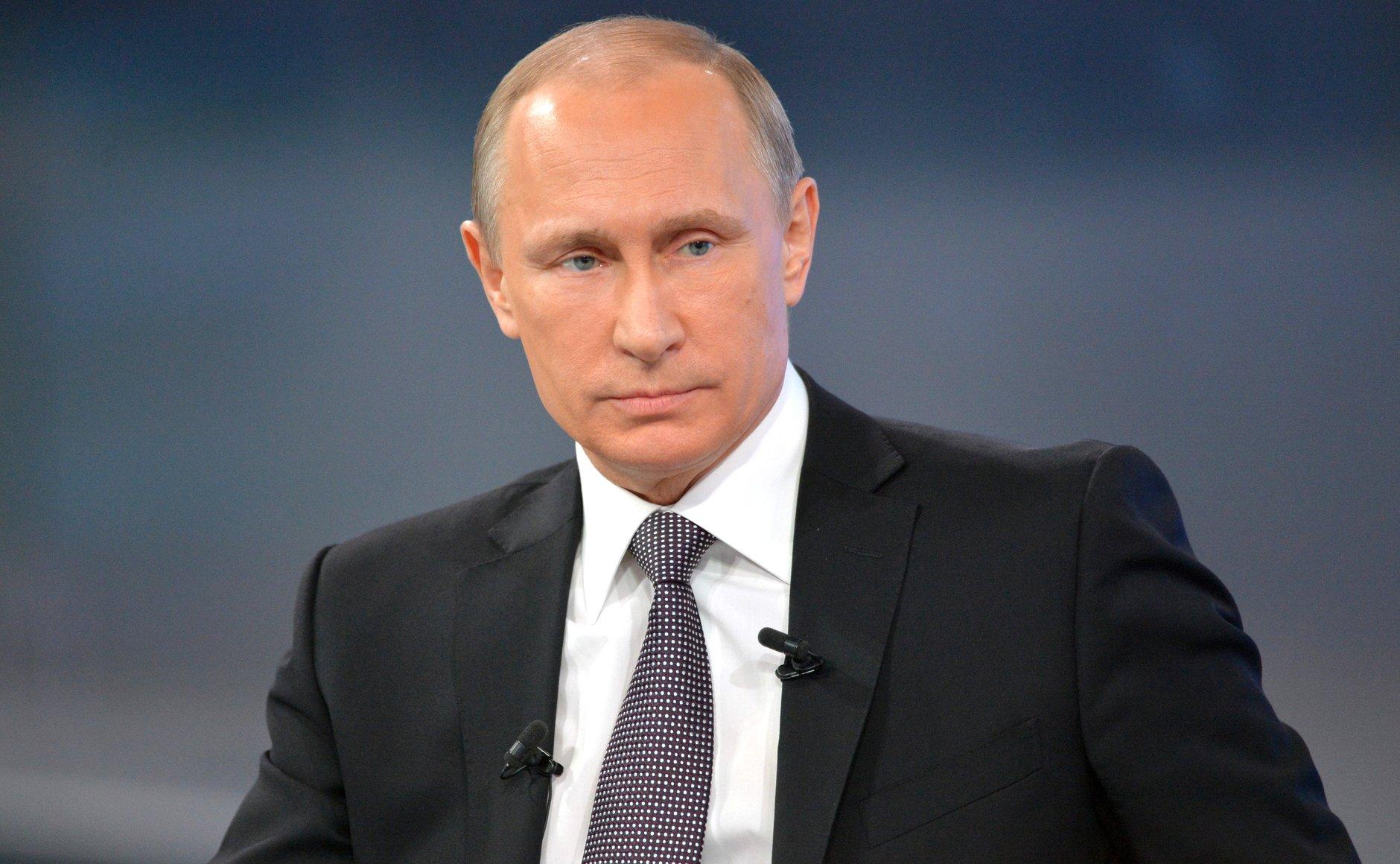 ВСША подчеркнули увеличение числа почитателей Владимира Путина
