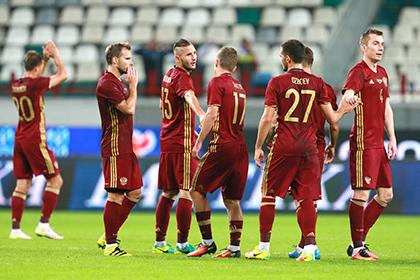 Конкурентом сборной РФ пофутболу будет команда Катара