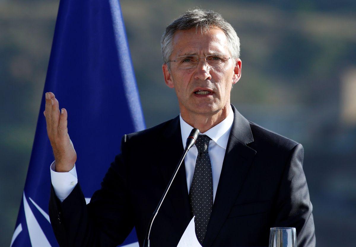 НАТО просит Российскую Федерацию оказать давление наДамаск поситуации вАлеппо