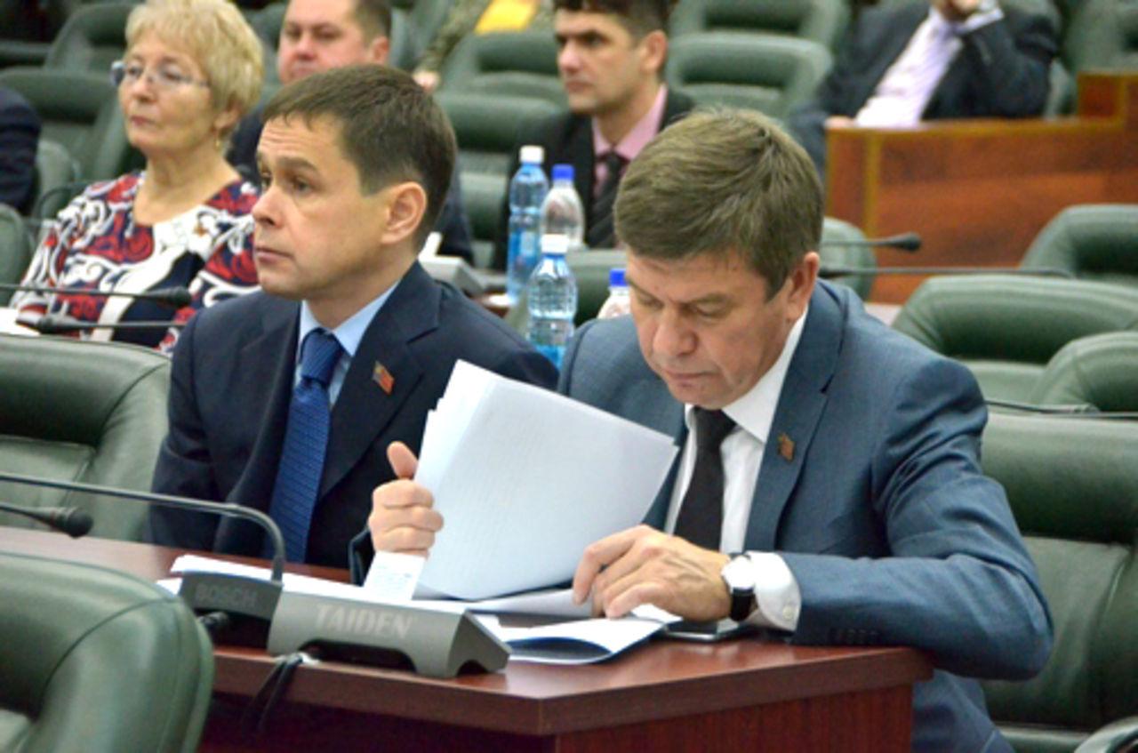 Более 80 млрд рублей поступило вбюджет за9 месяцев 2016 года