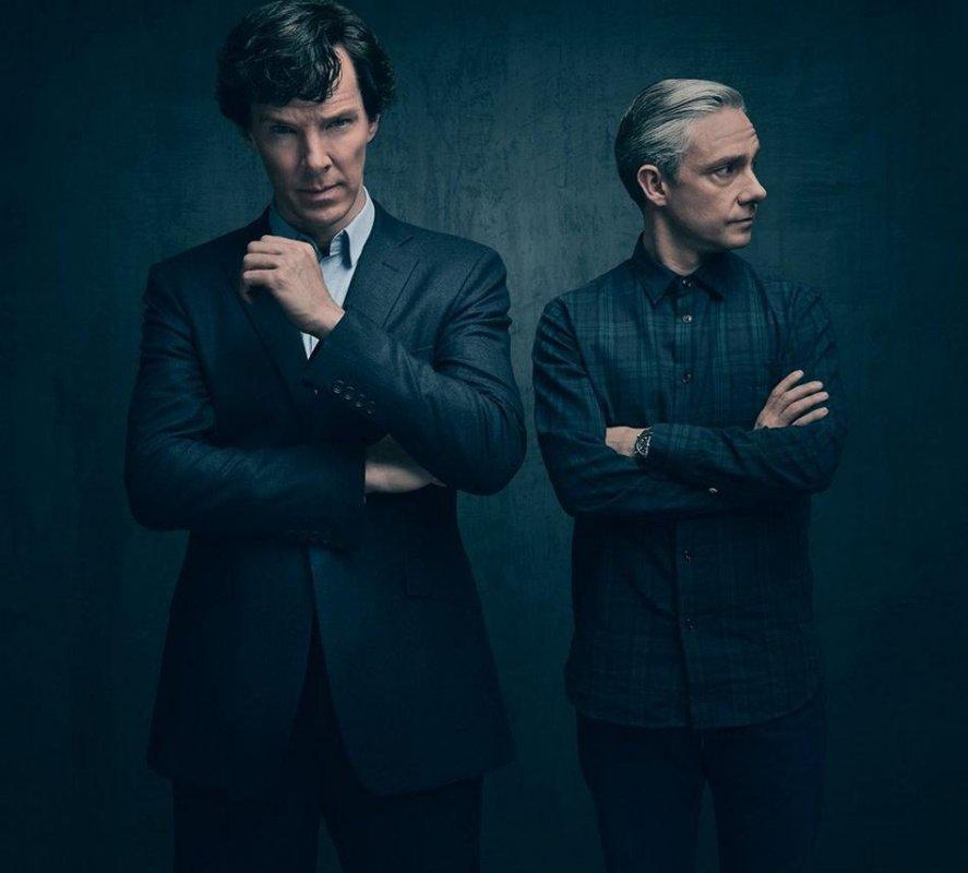 1-ый канал покажет нового «Шерлока» одновременно сBBC