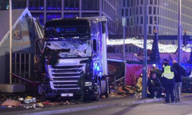 Милиция следила заподозреваемым вберлинском теракте с предыдущего года