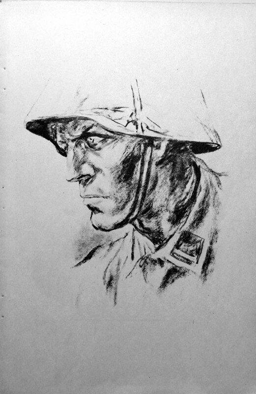 Arte. Finn Wigforss. legionsminner. 141