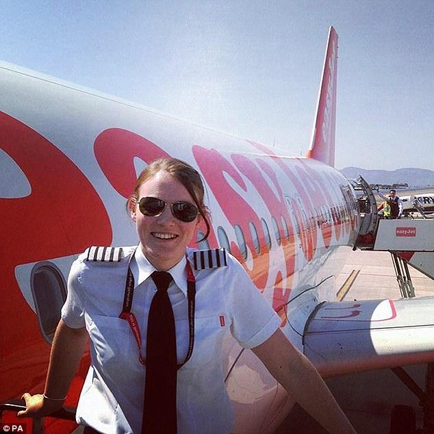 Самый молодой в мире капитан пассажирского авиалайнера