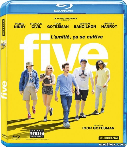 Пятеро / Five (2016/BDRip/HDRip)