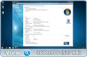 Windows 7 Ultimate SP1 x64 by Bryansk