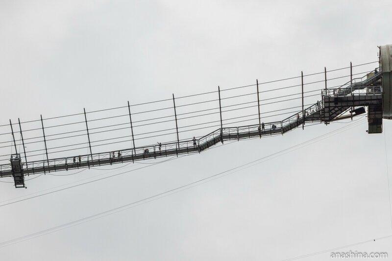 Скайбридж, Скайпарк, Сочи