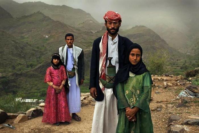 Фотограф активист Стефани Синклер рассказывает о девочках, которых насильно выдают замуж