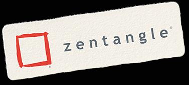 Зарегистрированный знак системы Зентангл (Zentangle®)