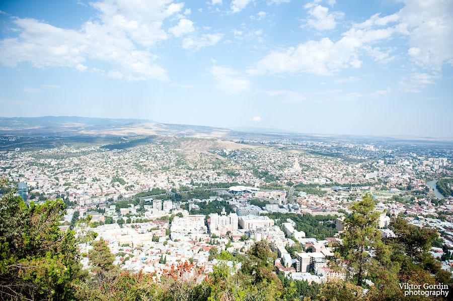 Грузия в Сентябре 2016