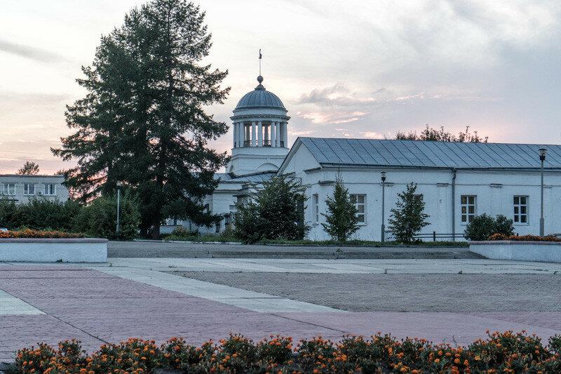 Краеведческий музей им. И.Я. Стяжкина