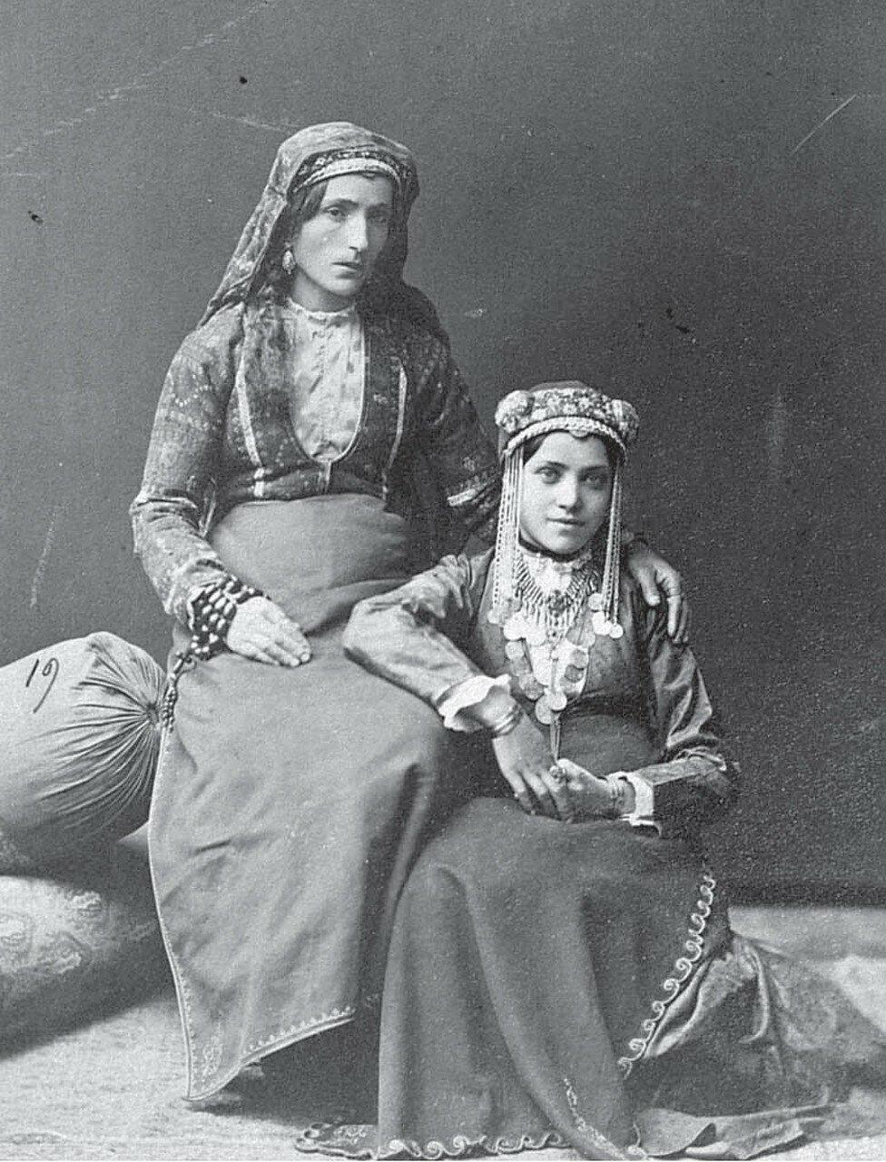 Армянские женщины из Ахалцыха