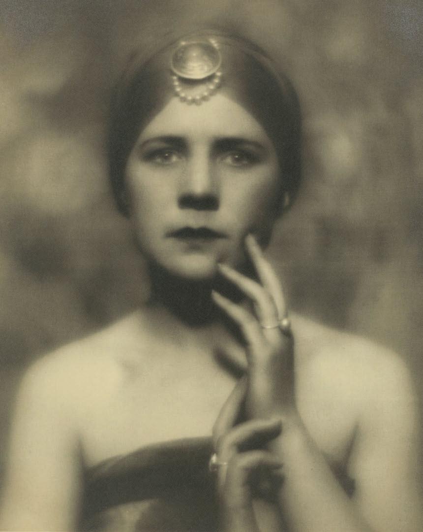 Женский портрет. 1923