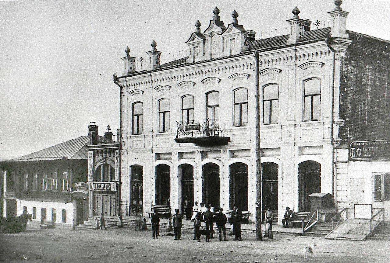 Дом Смирнова, управляющего торговым домом Бакакина