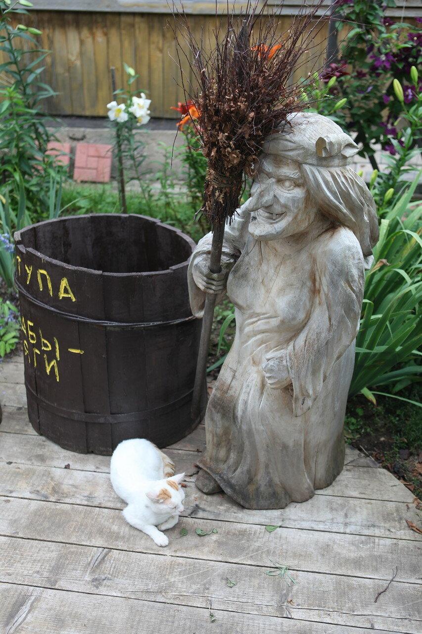 Смоленское Поозерье, музей Бересты в деревне Аносинки
