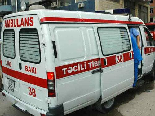 В Азербайджане автобус со студентами упал в пропасть