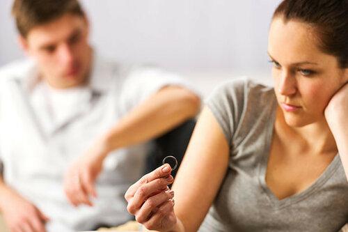 В Молдове ежегодно растет число разводов