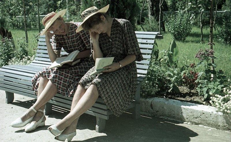 1952 Из серии «Озеро Рица». Владислав Микоша3а.jpg