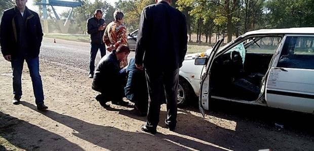 На Николаевщине пьяный полицейский насмерть задавил пешехода: В МВД обещают быть принципиальными