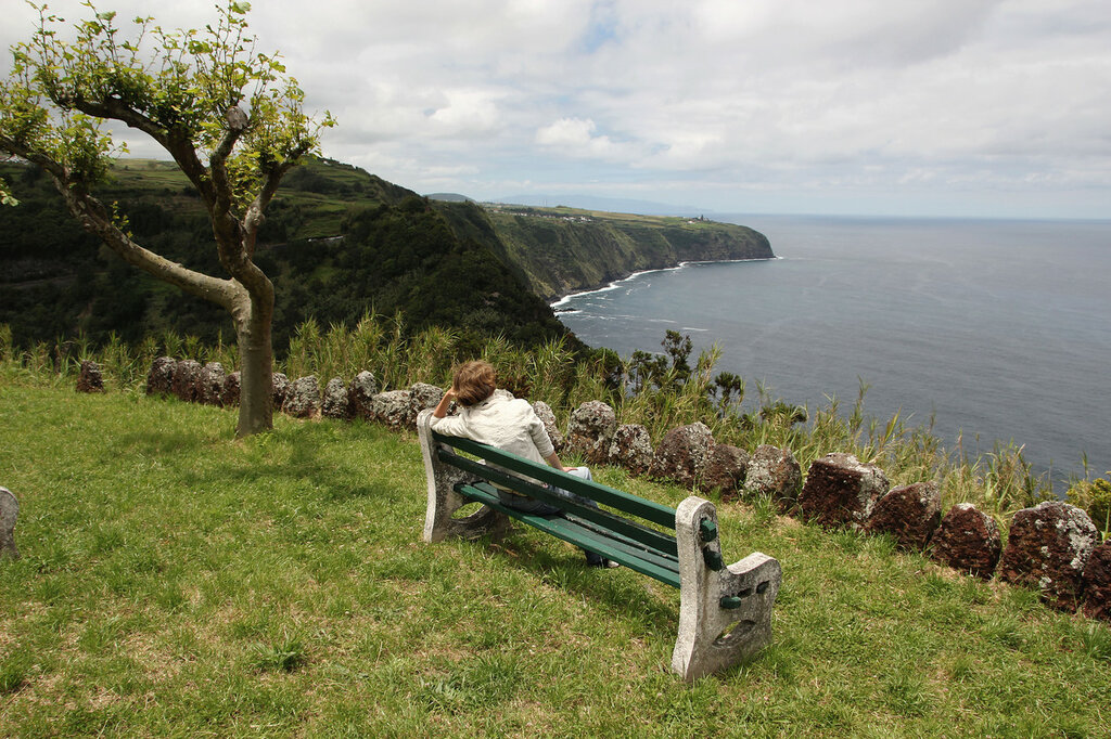 ... на лапу АзорА ... (ч. 1. остров Сан-Мигель)