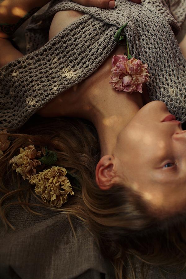 Eva for Insomnia magazine / Ilona Shevchishina