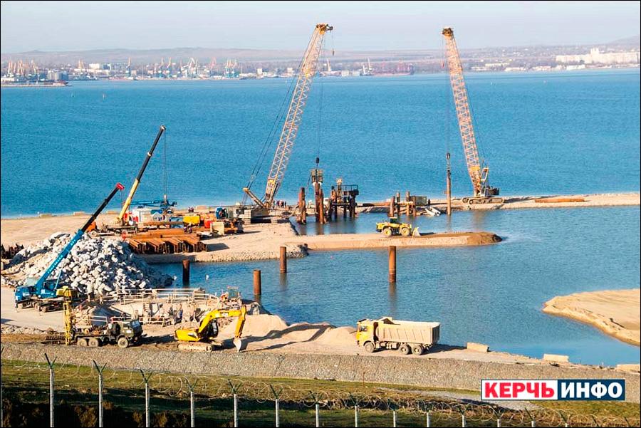 Как влияет строительство Керченского моста на экономику Крыма ...