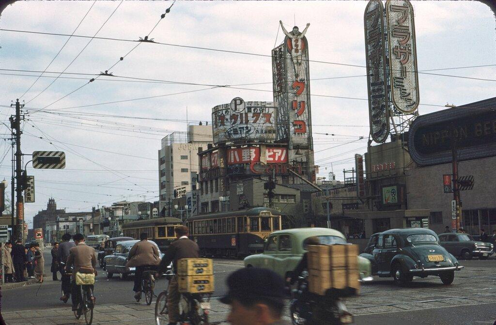 Japan, 1954.