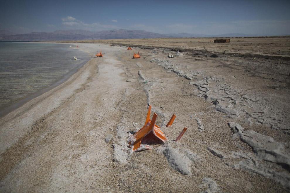 13. Когда-то здесь произошло кораблекрушение. (Фото Abir Sultan):