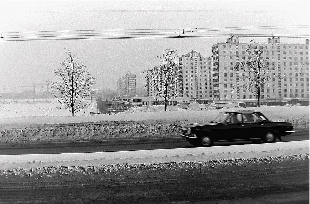 29. Москва, Юго-Запад, 1976 г.