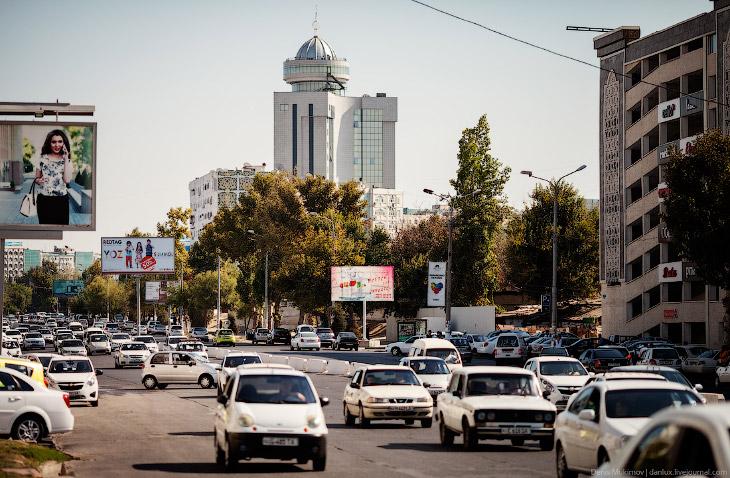 Прогулка по Ташкенту (45 фото)