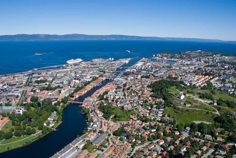 Места в Норвегии, которые нужно посетить: Тронхейм