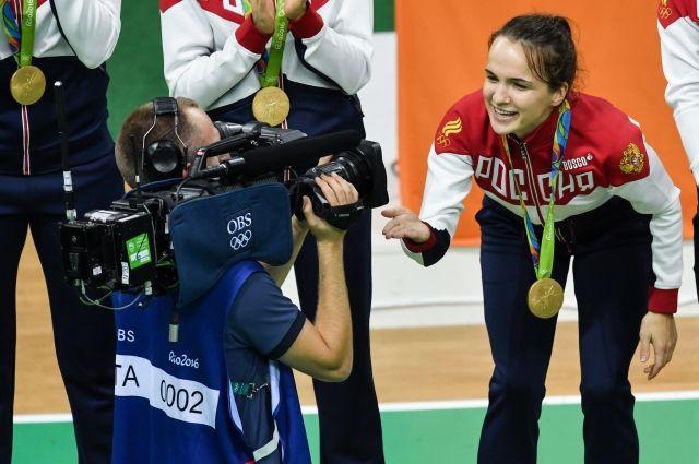 «Золотой рейс» сроссийскими олимпийцами вылетел изРио в столицу России