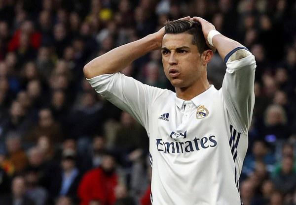 Внынешнем году Роналду заработал 227 млн евро
