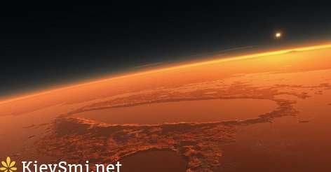 ВNASA сделали снимок кратера Гусева наМарсе