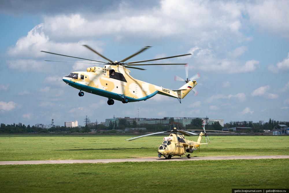 «Роствертол». Производство вертолётов семейства Ми-26Т, Ми-28Н и Ми-35М