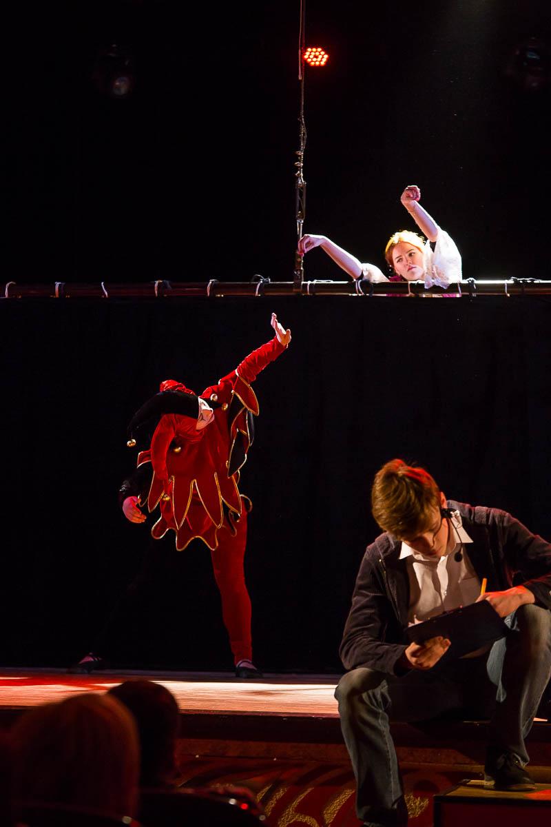 День театра в Анапе фото