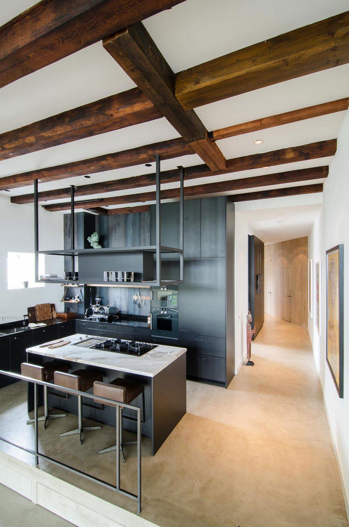 The Bloemgracht Loft, Standard Studio, планировка лофта, планировка частного дома фото, лофты фото, интерьер лофта фото, частный дом в Амстердам фото