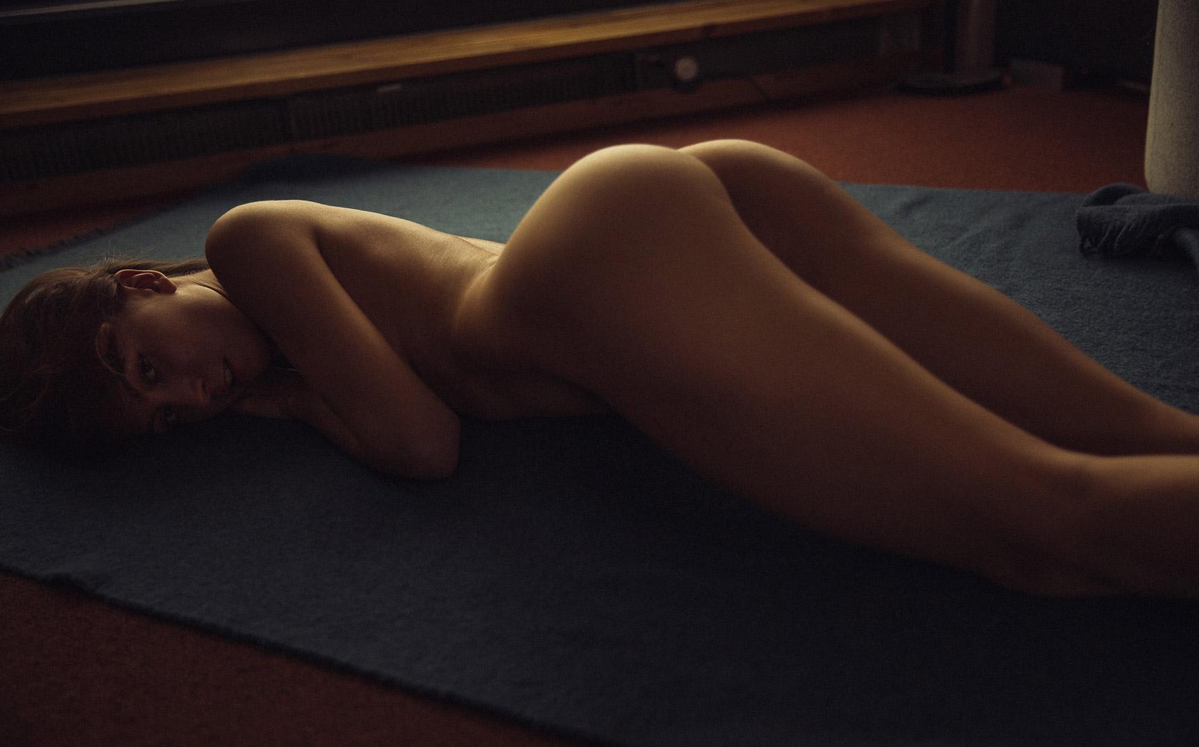 обнаженная Анна Орлова / Anna Orlova nude by Thomas Agatz