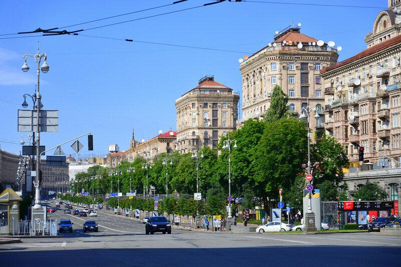 Киевские проспекты