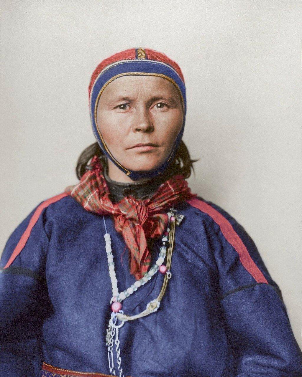 Лапландка. 1910