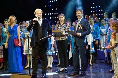 Премия Андрюша-2016