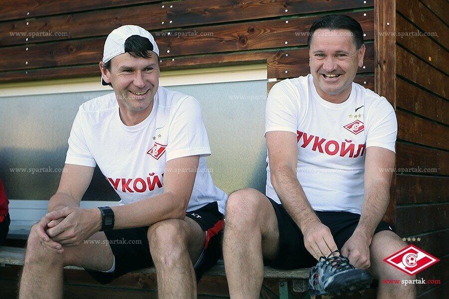 Дмитрий Аленичев: Мне мало Джано. Ведем переговоры, чтобы у него был конкурент  (Видео)
