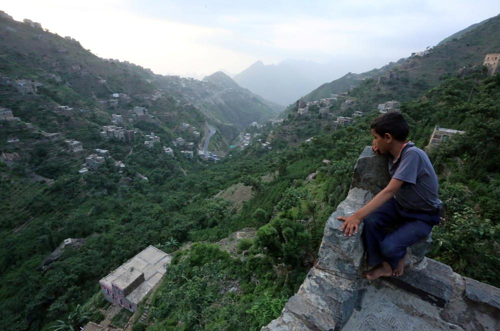 Жизнь на вершине горы