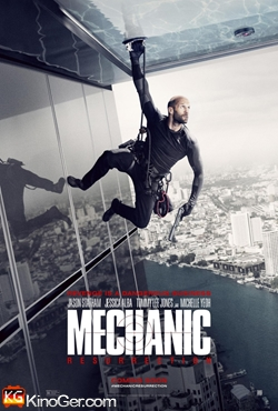 The Mechanic 2: Resurrection (2016)