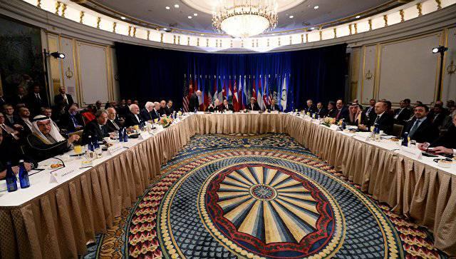 Россия созывает заседание Совбеза ООН из-за авиаудара США по войскам Асада в Сирии